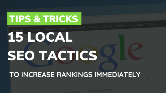 local seo services and solutions
