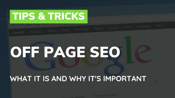 off page seo services and solutions