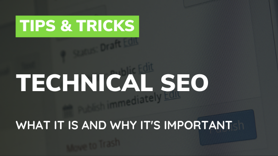 technical seo services and solutions